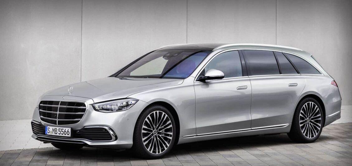 Imaginando un Mercedes-Benz Clase S estate: ¿le queda bien la variante familiar?