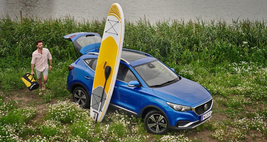 MG regresa a España con una gama electrificada asequible desde 23.500 €