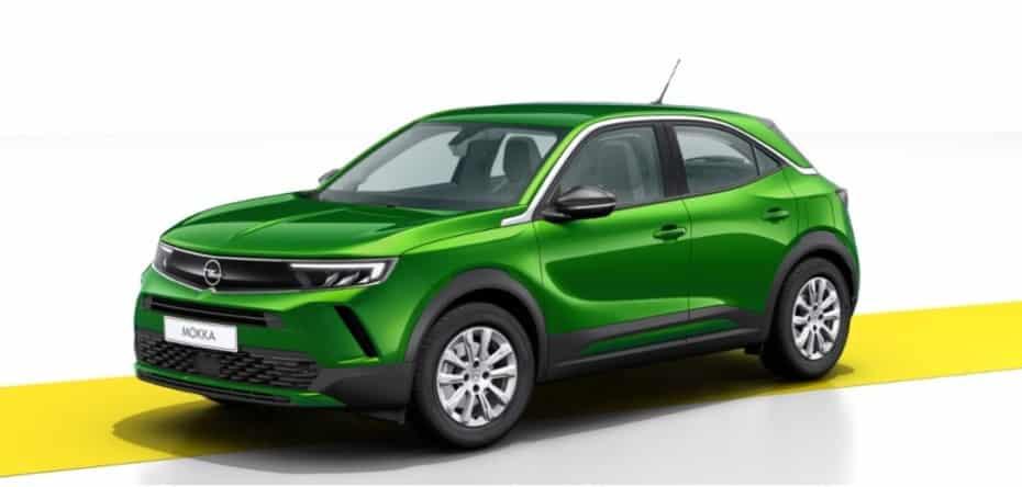 Así luce el Opel Mokka básico: Te mostramos también otros acabados
