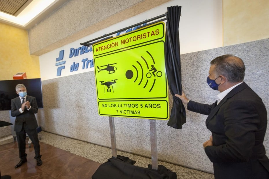La DGT presenta su nueva señal de tráfico: indicará el número de víctimas mortales