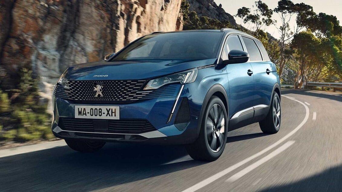 ¡Oficial! Peugeot 5008 2021: Estas son las novedades y las mejoras