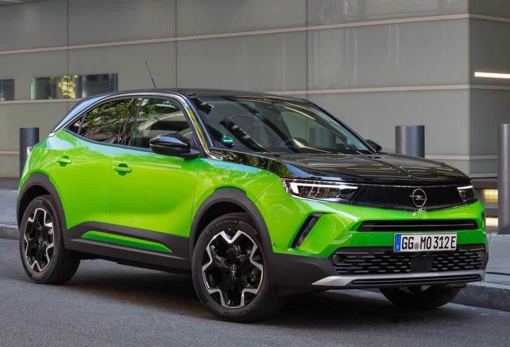 Todos los precios del nuevo Opel Mokka para España