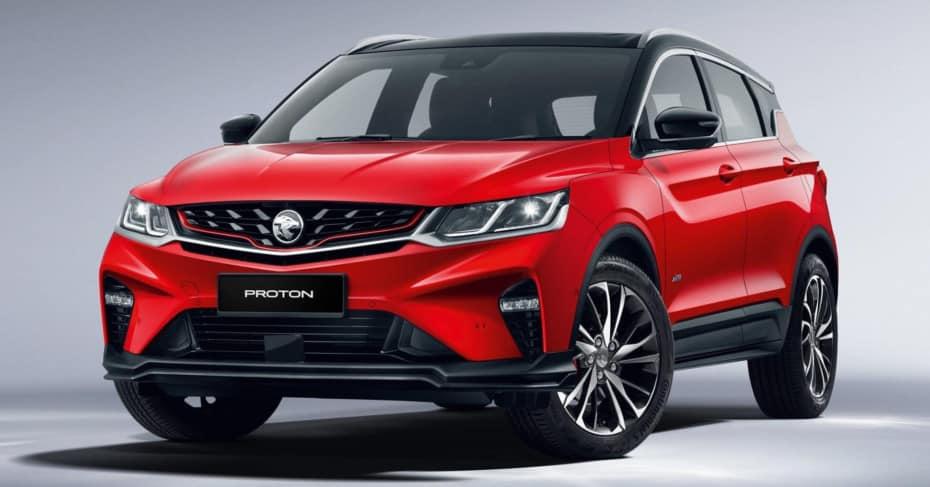 Nuevo Proton X50: El B-SUV necesario para la marca