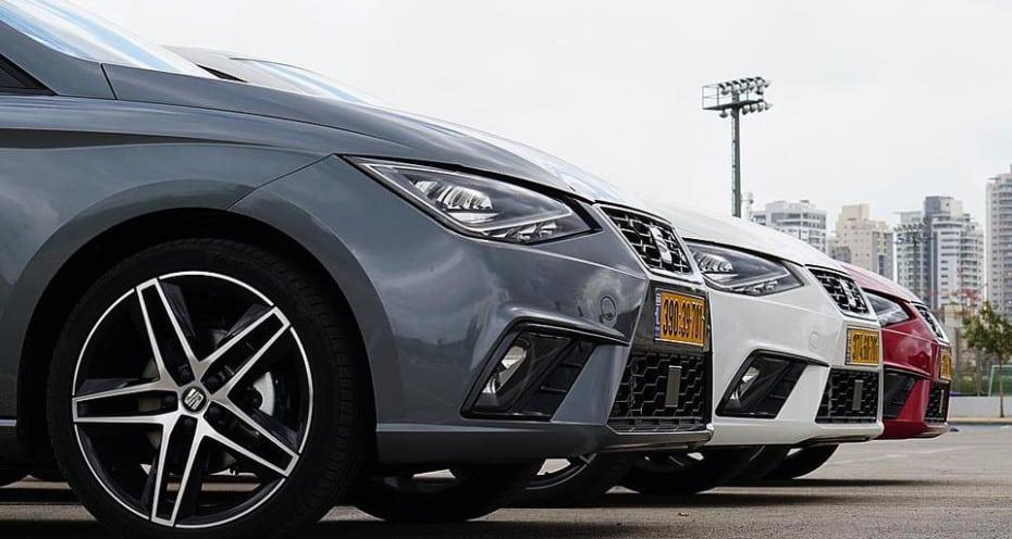 Ventas año 2020, Israel: SEAT destaca en un mercado a la baja, Toyota lidera