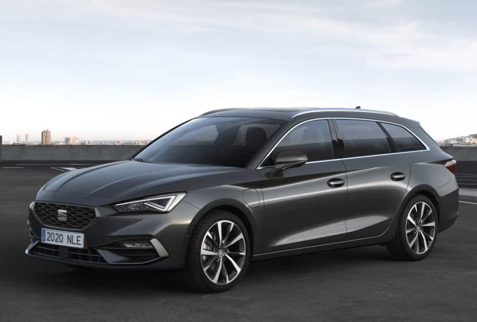 Arranca la comercialización del SEAT León e-Hybrid: 204 CV y etiqueta CERO