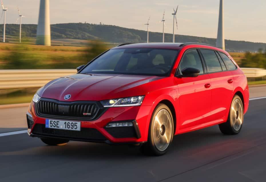 Estos son los 80 modelos más vendidos en la República Checa durante 2020