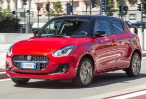 El renovado Suzuki Swift, ya a la venta en España