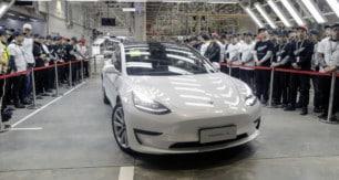 Los Tesla Model 3 para Europa se producirán en China