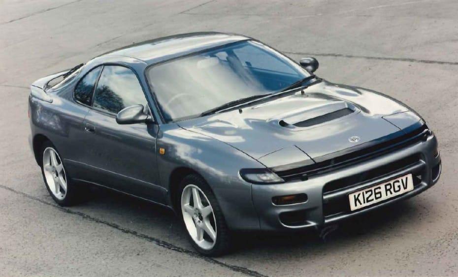 Toyota Celica 2.0 Turbo 4WD Carlos Sainz: objeto de deseo con razón