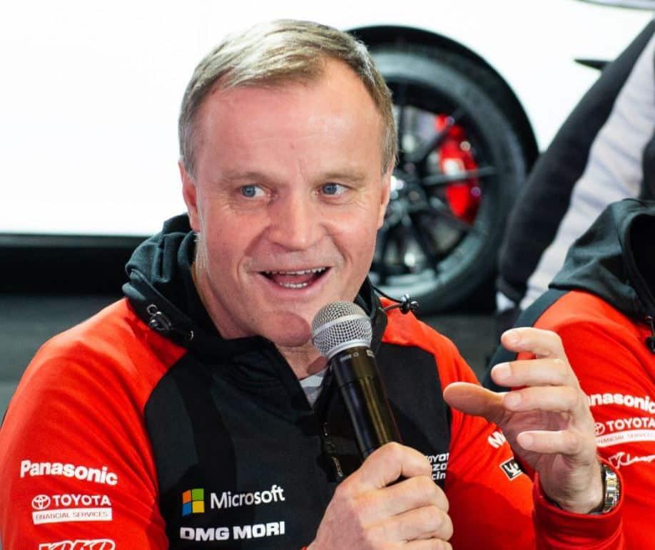 Tommi Mäkinen asesorará a Toyota: para competición y modelos deportivos