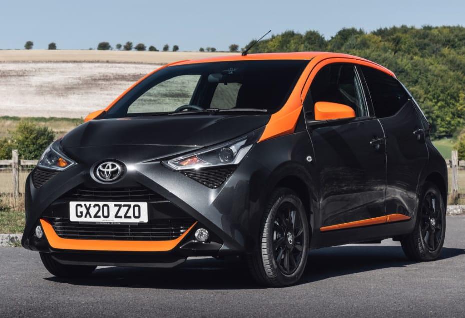 Nueva gama Toyota Aygo 2020