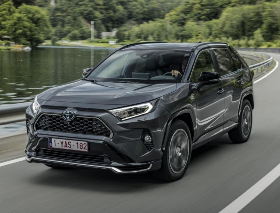 El Toyota RAV4 PHEV llega a Europa: Arranca la comercialización