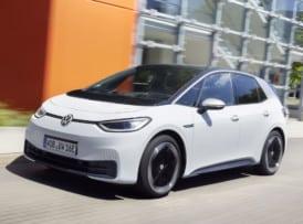 Ya a la venta el Volkswagen ID.3: En versiones convencionales