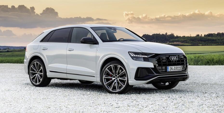Nuevo Audi Q8 TFSIe: Llega el híbrido PHEV