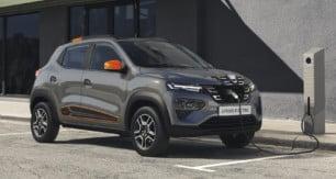 Oficial: Nuevo Dacia Spring, 44 CV y 225 km de autonomía