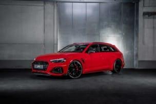 Ahora el Audi RS4 con hasta 530 CV: así es el RS4-S