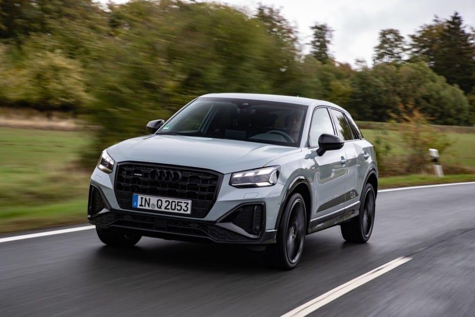 Nuevas imágenes del Audi Q2 2020: Atractiva evolución y más tecnología