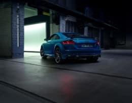 Audi TT S Line Competition Plus: más equipamiento y un aspecto aún más deportivo