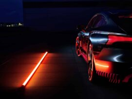El Audi e-tron GT está a la vuelta de la esquina: Fabricado junto al R8 y con un sistema de sonido único