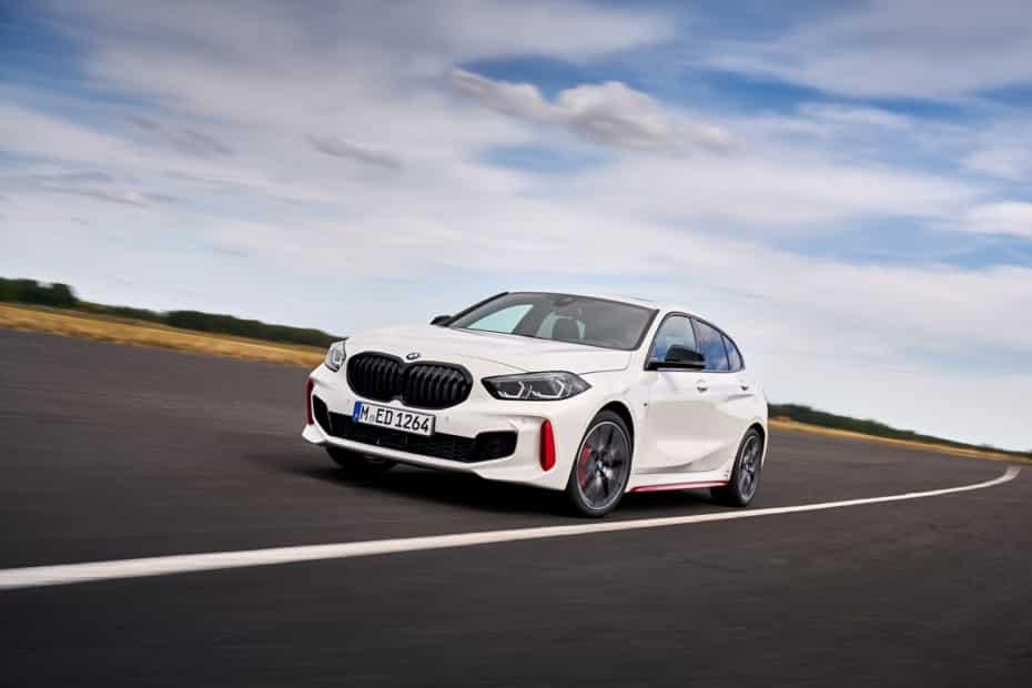 BMW 128ti: regresa la denominación «Turismo Internazionale» con 265 CV y mucho más…