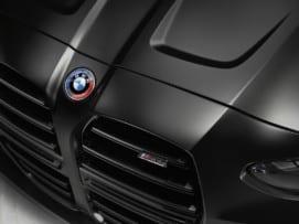 M4 Competition x Kith: la primera vez que BMW modifica su logo en una colaboración
