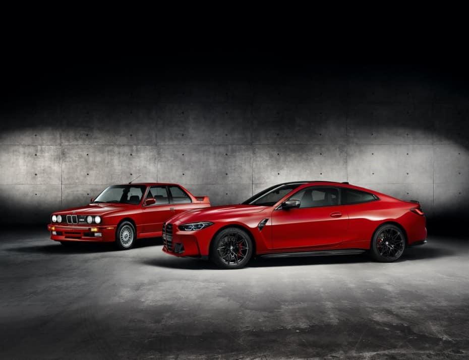 BMW M4 Competition Design Study by Kith 2021: Inspiración en un M3 E30 muy especial