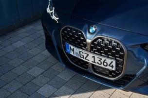 ¿Criticas la calandra de BMW? pues ojo, porque los diseñadores seguirán por ese camino