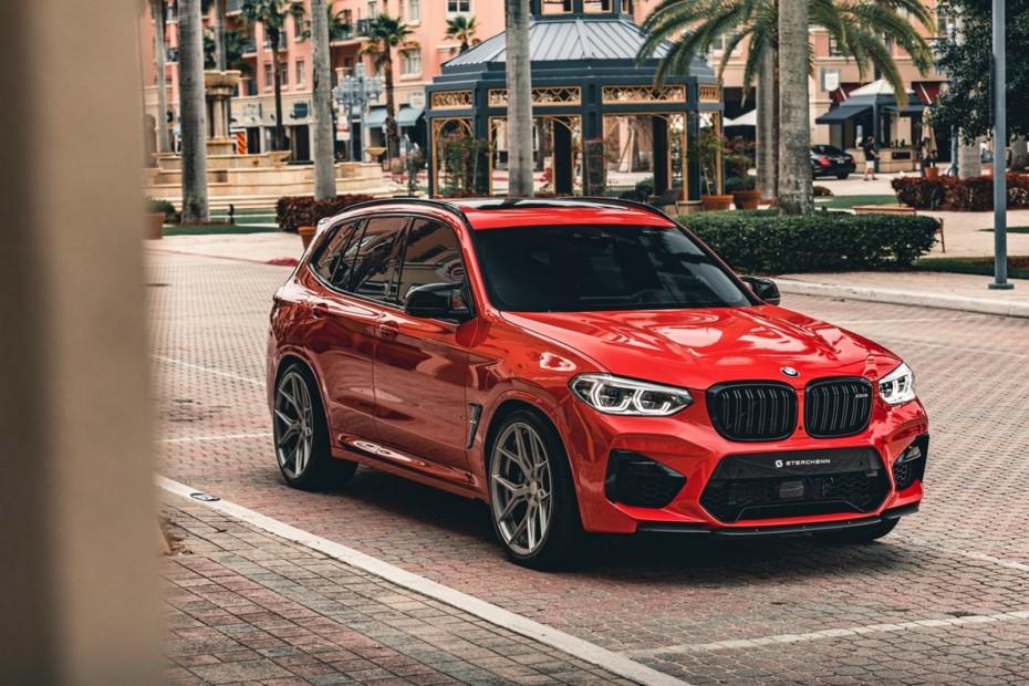 Con unos leves retoques el BMW X3 M puede ganar en prestancia y poderío