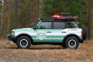Ford Bronco + Filson Wildland Fire Rig: Otro prototipo para demostrar la polivalencia de modelo