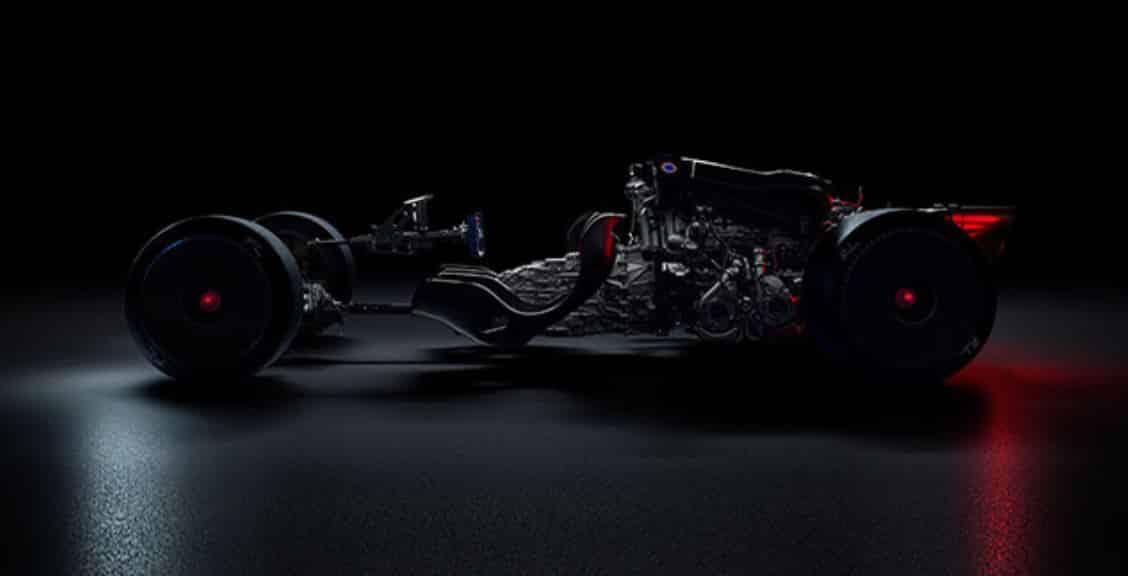 Bugatti tiene algo entre manos: un Chiron radical que presentará mañana