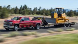 Chevrolet Silverado HD 2021: Líder en capacidad de remolque y con un sinfín de ediciones especiales