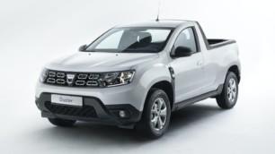 Así es el Dacia Duster Pick-Up 2020: Una interesante propuesta para el trabajo duro