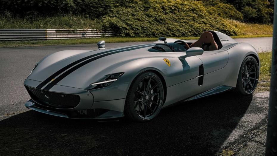 Nada menos que 844 CV y un 0 a 100 km/h en 2,8 segundos para los Ferrari Monza SP1 y SP2