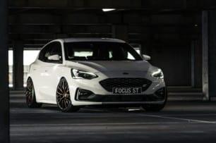 Con unos sutiles retoques el Ford Focus ST puede ser más radical