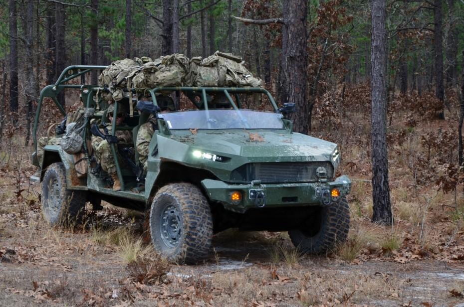El ejército de EE.UU. recibe su nuevo juguete: Así es el ISV, un transporte rápido para un escuadrón