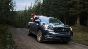 El Honda Ridgeline se renueva de cara al próximo año: Más robusto y con motor V6