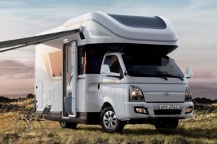 Así es el Hyundai Porest 2020: Una atractiva autocaravana que te encantaría ver en Europa