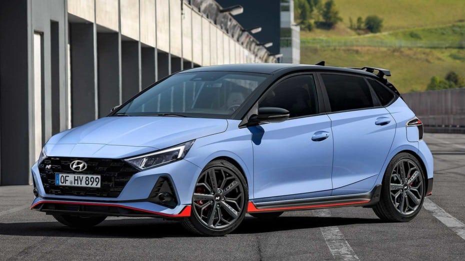 El Hyundai i20 N se estrena en Francia: A un precio razonable