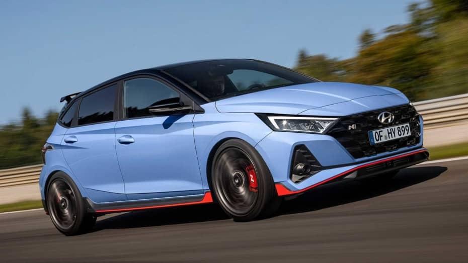 Arranca la fabricación del Hyundai i20 N con sus 204 CV