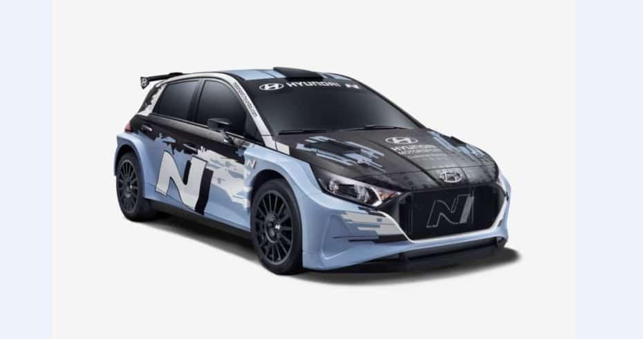 Así es el Hyundai i20 N Rally2: experiencia acumulada en el mundo de la competición