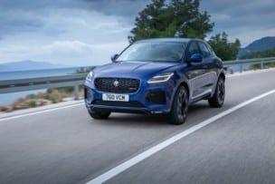 ¡Oficial! Jaguar E-PACE 2021: Más atractivo, tecnológico y eficiente