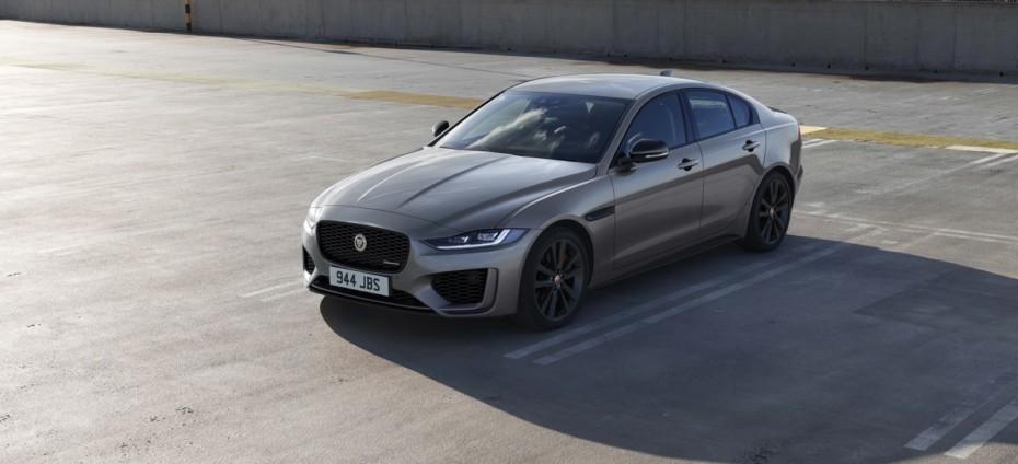 ¡Oficial! Jaguar XE 2021: Novedades en el interior y tres eficientes mecánicas disponibles