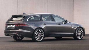 ¡Oficial! Jaguar XF Sportbreak 2021: Extra de equipamiento, tecnología y eficiencia para el familiar