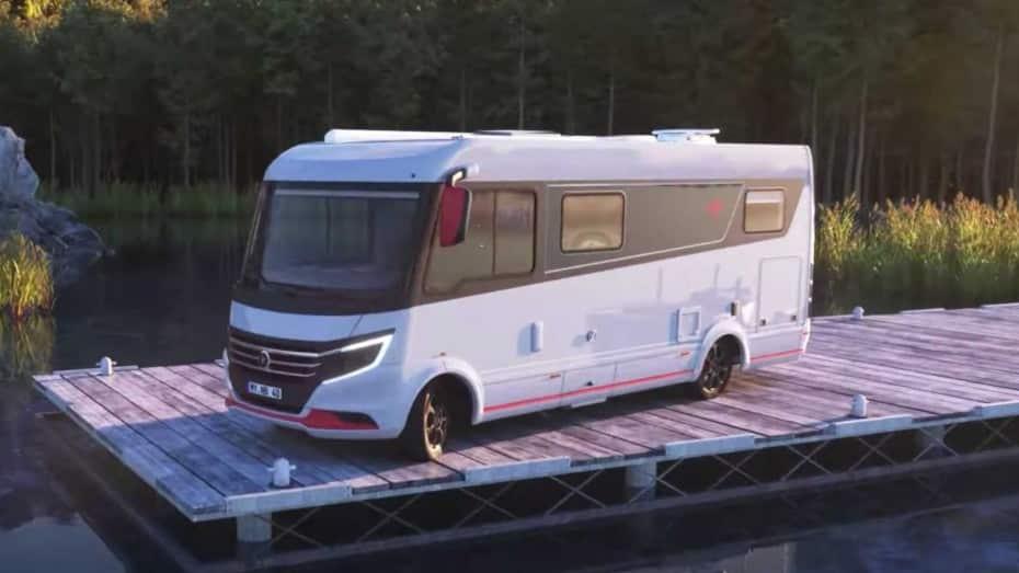 Niesmann + Bischoff iSmove 2021: Un interior extremadamente modular sobre la base del Fiat Ducato