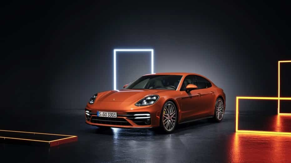 El Porsche Panamera Turbo S E-Hybrid debuta con 700 CV: V8, batería y pegatina «cero emisiones»