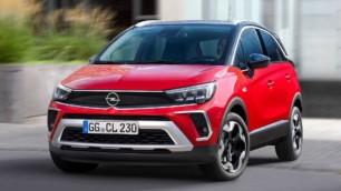 Primeras imágenes del Opel Crossland 2021: Más tecnología y adiós a la 'X'