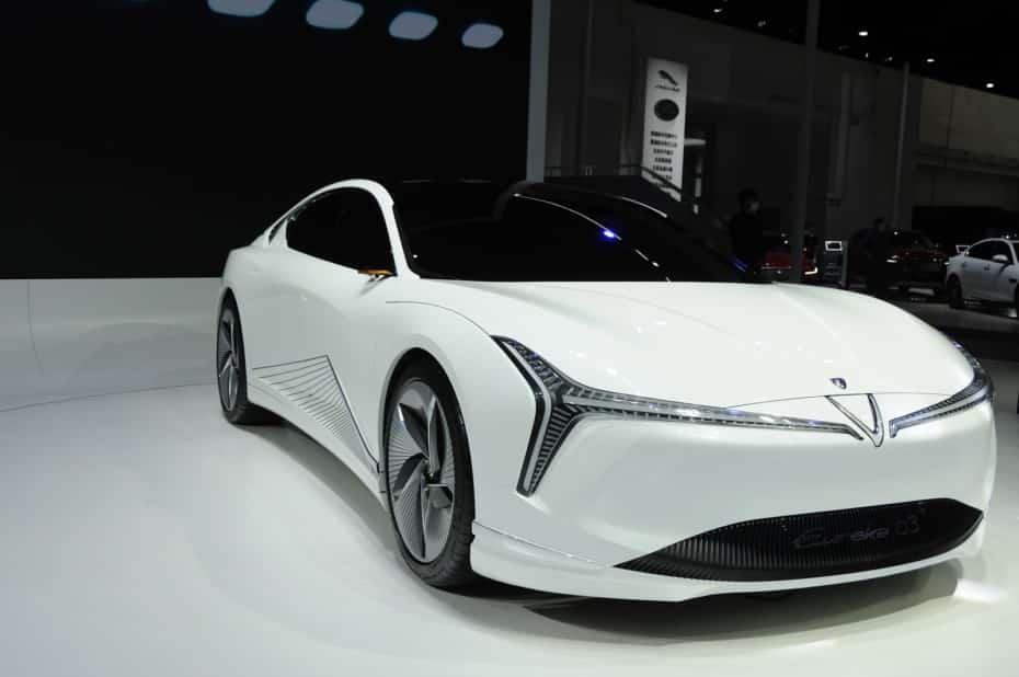 [Galería] El Salón del Automóvil de Pekín en imágenes: la industria china en todo su esplendor