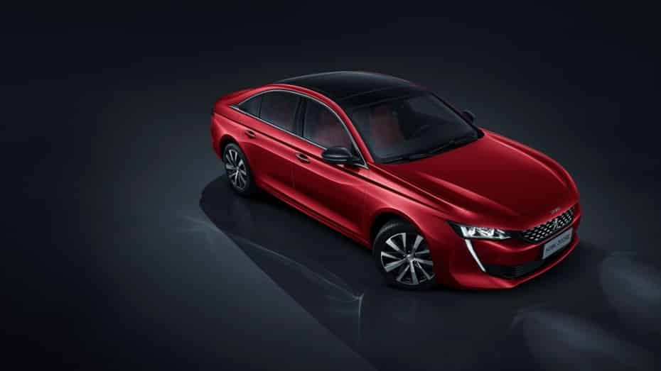 Peugeot 508 L Performance 2021: 210 CV y batalla extendida para la berlina gala