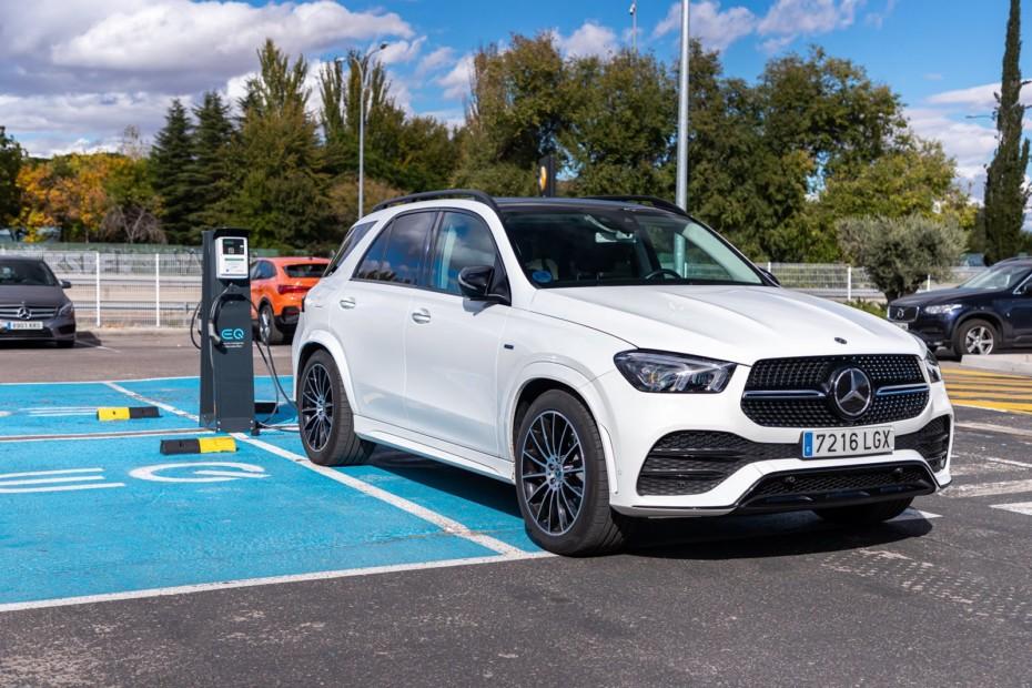 Primera prueba Mercedes-Benz GLE 350 de 4MATIC 2020: Una opción muy interesante