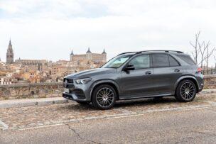 Prueba Mercedes-Benz GLE 350 de 4MATIC: ¿El único SUV PHEV interesante?